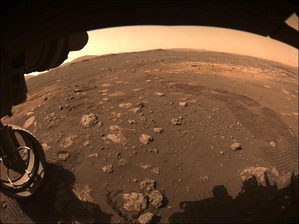 Visual of NASA's Mars Perseverance Rover (Credits: NASA)