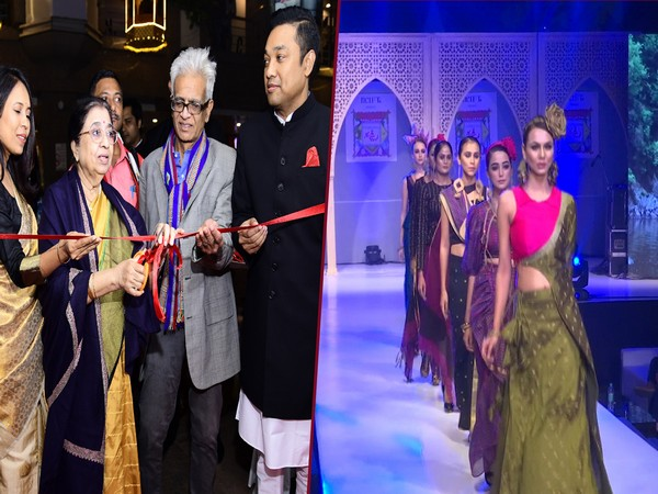 The 9th edition of 'Celebrating northeast' event concluded in New Delhi.