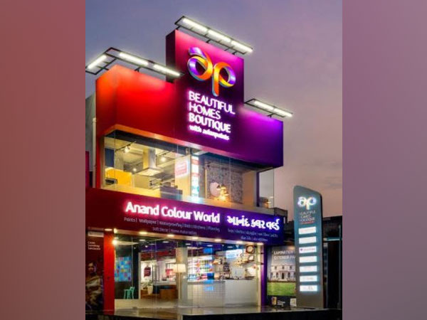 Asian Paints' 'Beautiful Homes Boutique' - Ahmedabad