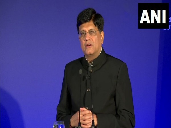 Union Minister Piyush Goyal in London
