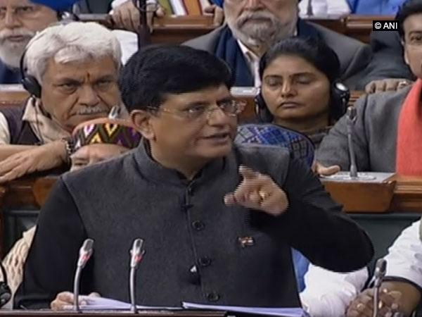Goyal says no privatisation of Railways, targets Congress
