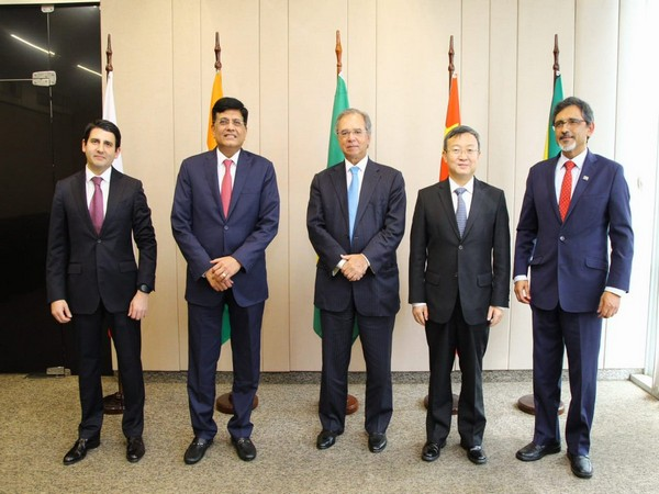 Piyush Goyal attends 9th BRICS trade ministers meet