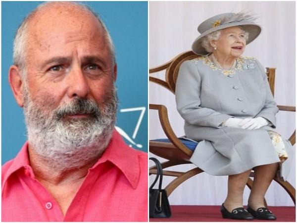 Roger Michell, Queen Elizabeth II (Image source: Instagram)