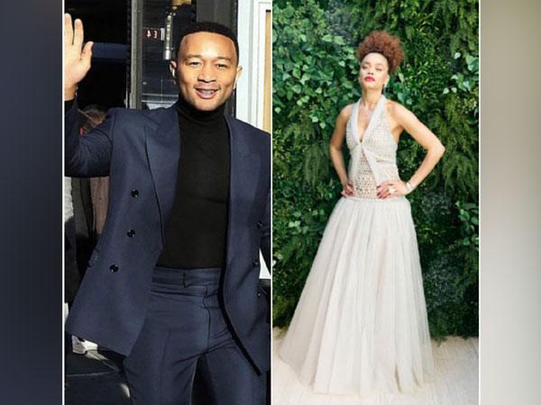 John Legend and Andra Day (Image Source: Instagram)