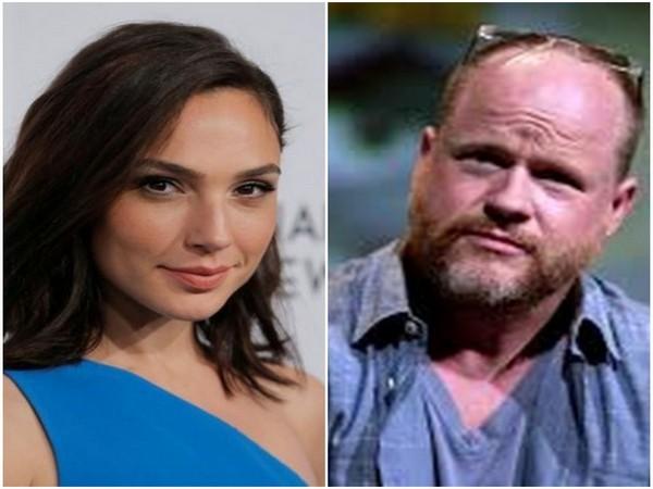Gal Gadot and Joss Whedon