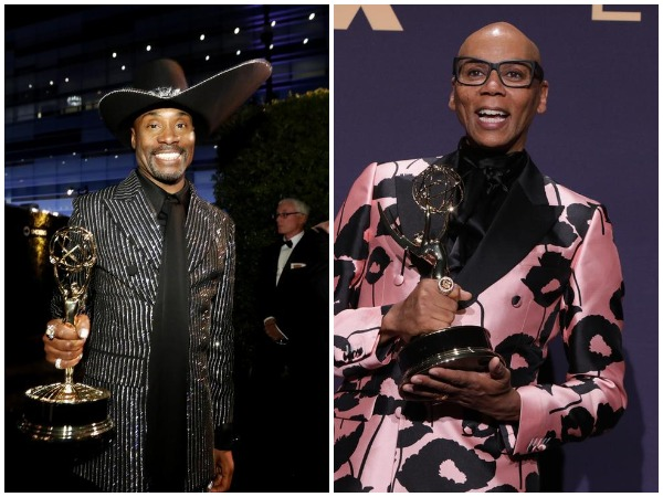 Billy Porter, RuPaul