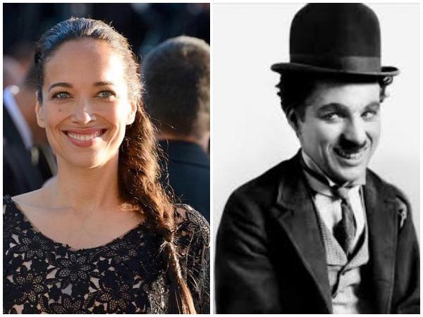 Carmen Chaplin, Charlie Chaplin