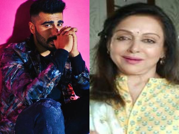 Arjun Kapoor Hema Malini React To Lockdown Extension By Pm Modi