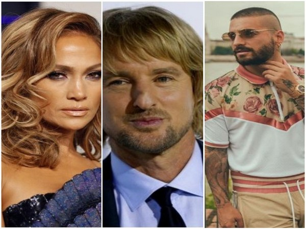 Jennifer Lopez, Owen Wilson, Maluma