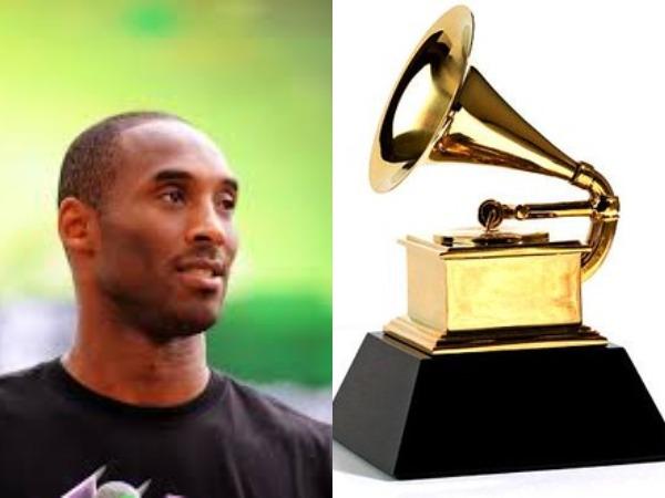 Grammy pays tribute to Kobe Bryant