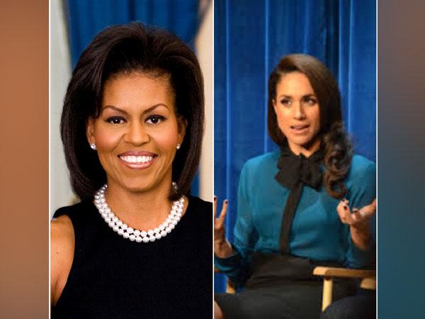 Michelle Obama, Meghan Markle