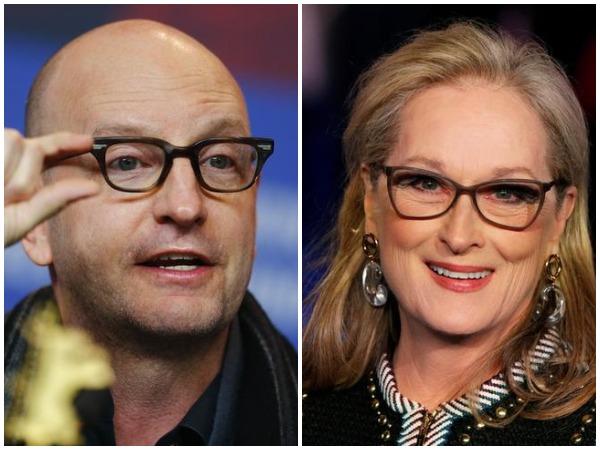 Steven Sodenberg, Meryl Streep