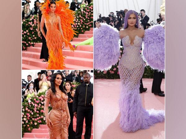 Kylie Jenner, Kendall Jenner and Kim Kardashian