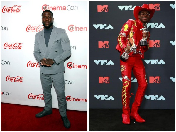 Kevin Hart and Lil Nas X