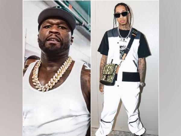 Rapper 50 Cent, Tyga