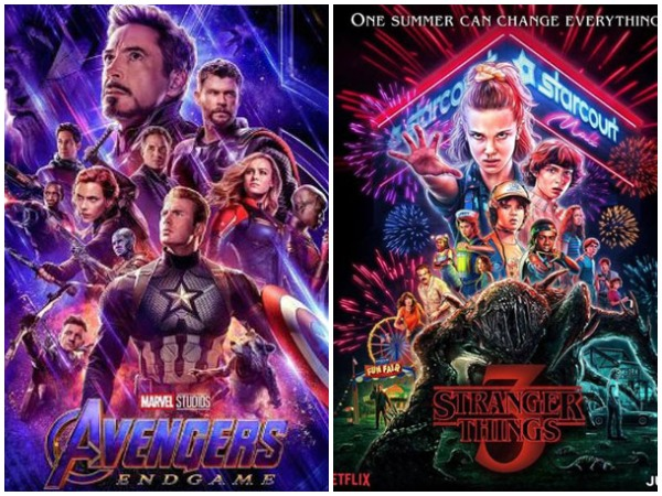 'Avengers: Endgame' and 'Stranger Things' win big at the Nickelodeon's Kids' Choice Awards virtual  show (Image courtesy: Instagram)