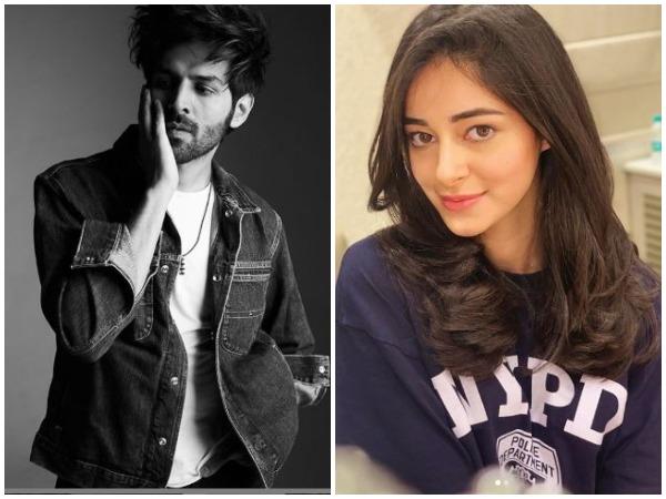 Kartik Aaryan and Ananya Panday (Image courtesy: Instagram)