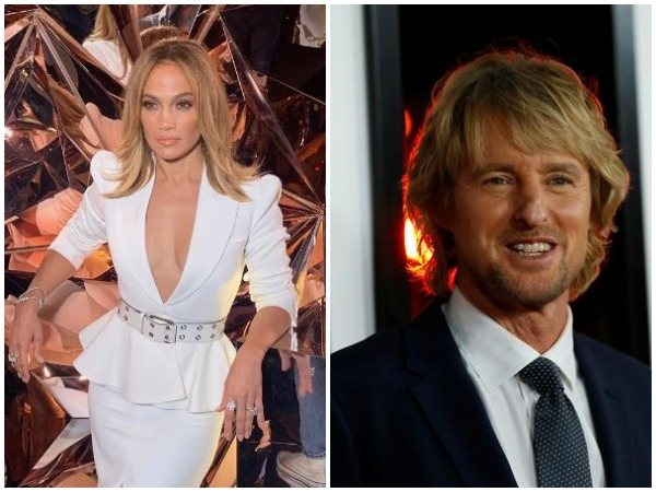 Jennifer Lopez and Owen Wilson (Image courtesy: Instagram)