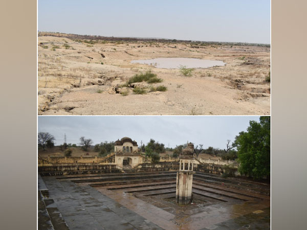 Dry traditional water sources