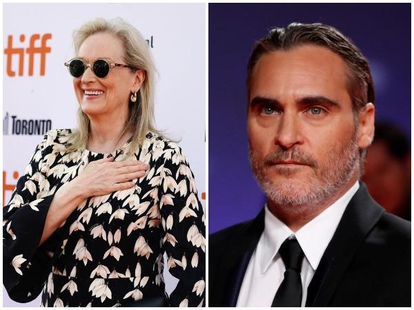 Meryl Streep, Joaquin Phoenix