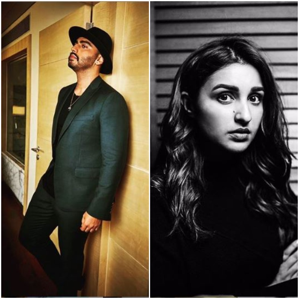 Arjun Kapoor and Parineeti Chopra (Picture courtesy: Instagram)