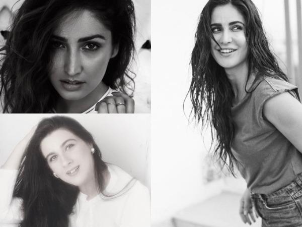 Actors Yami Gautam, Katrina Kaif and Yami Gautam (Image Source: Instagram)