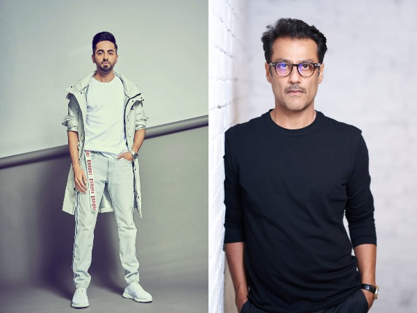 Actor Ayushmann Khurrana and director Abhishek Kapoor