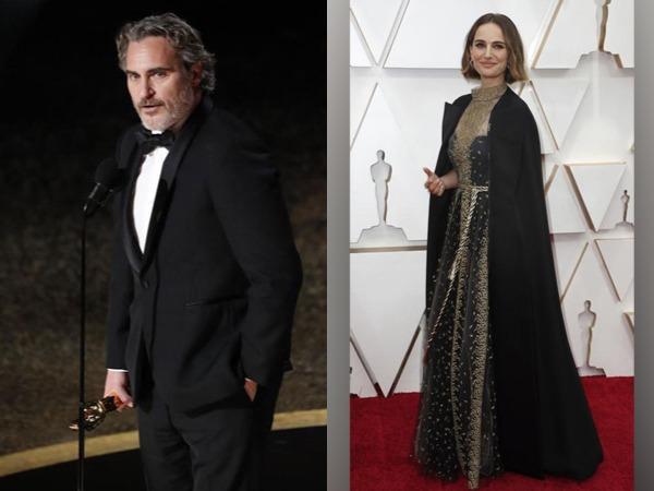 Joaquin Phoenix and Natalie Portman (File)