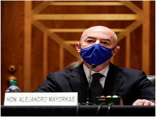 Alejandro Mayorkas, Secretary of Homeland Security [Image: Reuters]