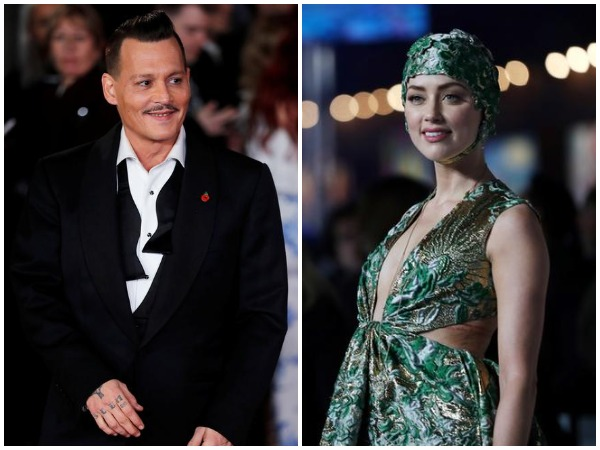 Johnny Depp and Amber Heard (File Image0