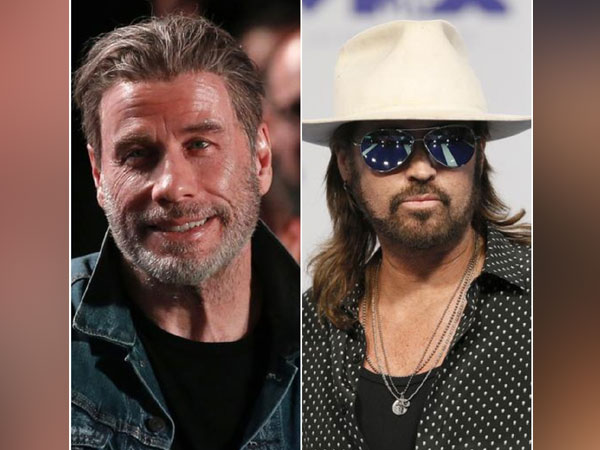 John Travolta, Billy Ray Cyrus