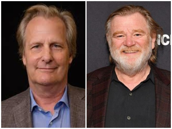 Jeff Daniels and Brendan Gleeson
