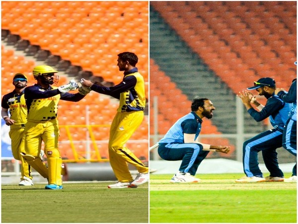 Tamil Nadu and Baroda will lock horns in the SMAT final on Sunday (Image: BCCI)