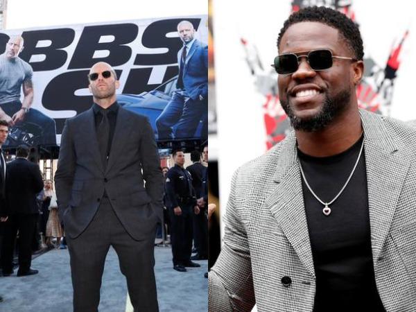 Actors Kevin Hart and Jason Statham might team up