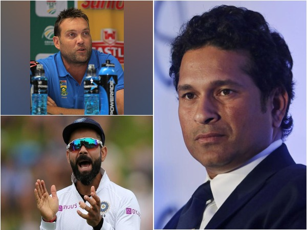 Jacques Kallis, Virat Kohli and Sachin Tendulkar