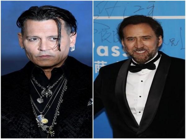 Johnny Depp and Nicolas Cage