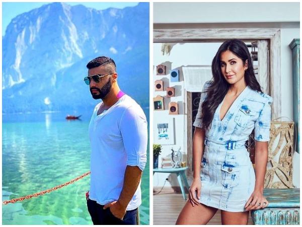 Arjun Kapoor and Katrina Kaif (Image courtesy: Instagram)