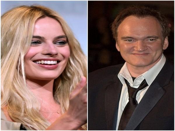 Margot Robbie, Quentin Tarantino