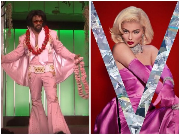 From Elvis to Marilyn, celebrities cosplay their favourites on Halloween!