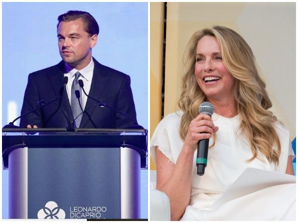 Leonardo DiCaprio and Laurene Powell Jobs (Image courtesy: Instagram)