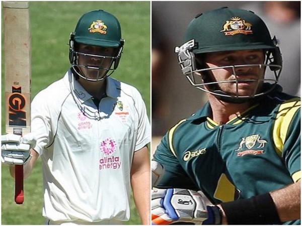 Australia all-rounder Cameron Green (Photo/ cricket.com.au Twitter) and Dan Christian