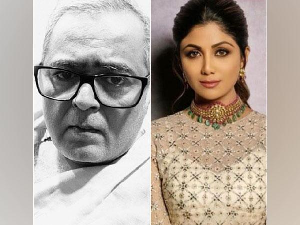 Hansal Mehta and Shilpa Shetty Kundra