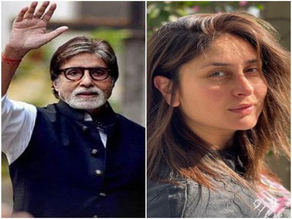 Amitabh Bachchan and Kareena Kapoor Khan (Image Source: Instagram)