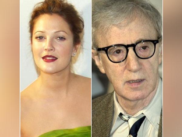 Drew Barrymore and Woody Allen