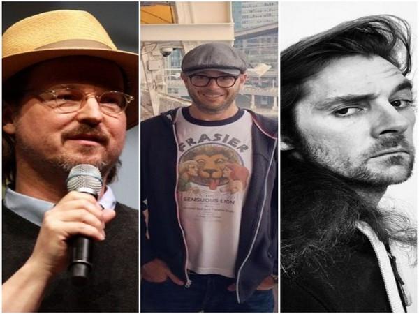 Matt Reeves, Damon Lindelof and Oscar Sharp