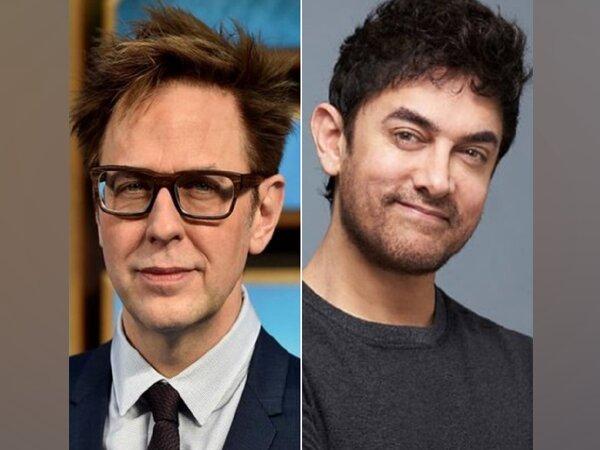 James Gunn and Aamir Khan