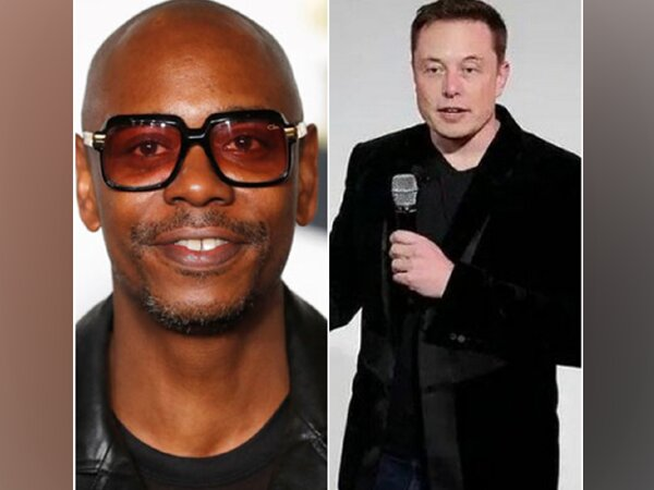 Elon Musk and Dave Chappelle