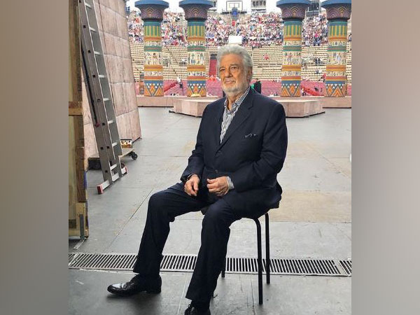 Placido Domingo (Image courtesy: Instagram)