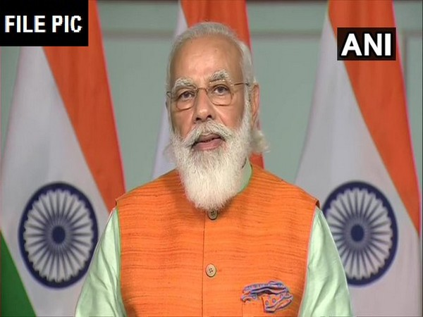 Prime Minister Narendra Modi [File photo]