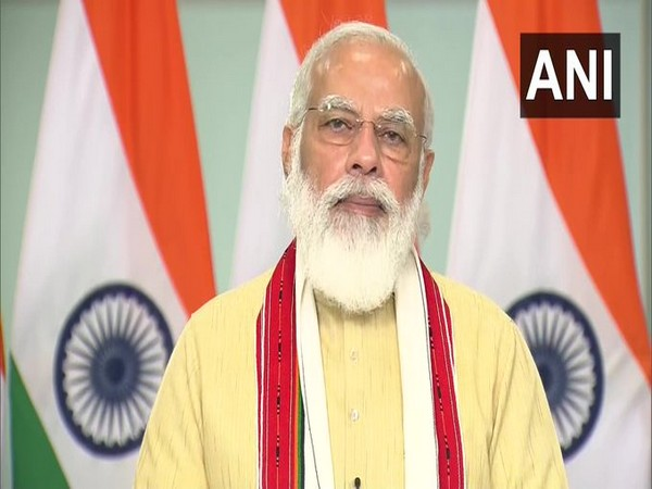 Prime Minister Narendra Modi [Photo/ANI]